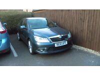 2010 skoda octavia vrs 200bhp serviced till august mot till october 2 previous owners lovely car