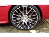 "Alloy wheels 19"" Inovit Prestige BMW - swap"