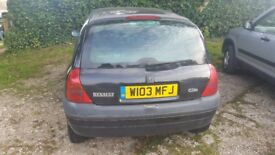 Renault Clio for spares