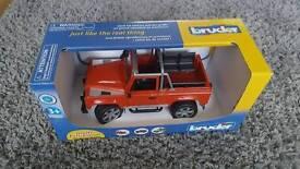 Land Rover defender toy
