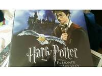 Harry Potter Catalogs and trading cards