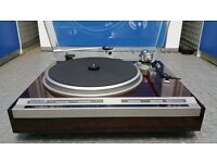 Rare PIONEER PL-707 Turntable Record Player Deck EXCEPTIONAL BEAUTY