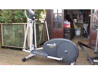 Crosstrainer - Bremshey Orbit Fit - Very good condition - £ reduced for quick sale