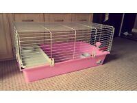 Large rabbit indoor cage
