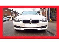White -- 2014 BMW 3 Series 2.0 320d -- Diesel Auto -- EfficientDynamics Start/Stop BMW 320D 3 series