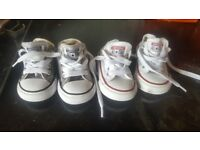 Toddlers converse size 3