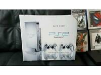 Brand new ps2 in box only opened today take pics