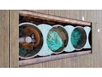Pond filtration systems and accessories