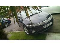 Bargain Diesel honda civic cheap car cheapest quick sale insured taxed 9 months mot