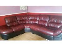 Corner Genuine Leather