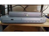 DVD player & Freeview tuner