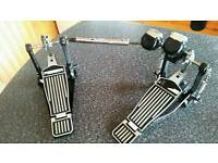 Peavey double bass drum pedal