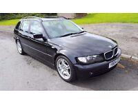 Bargain!! BMW E46 320D Diesel Touring **Estate **55MPG**6 SPEED**12 MONTHS MOT**