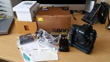 Excellent Cond Nikon D800 (3k) with genuine Grip with accessories Brookfield Melton Area Preview