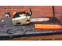 Stihl Ms200t Top Handle Climbing Arborist Chainsaw