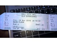 ELO Experience concert tickets for Hull
