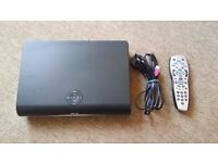 SKY+ HD Box with HDMI cable and remote