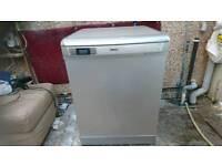 Full size Beko dishwasher