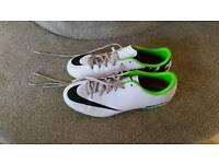 Nike boys football boots UK size 4.5