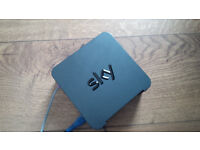 SKY WIFI HUB WIRELESS ROUTER Latest Model SR102