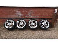 """Audi Speedlines 19"""" 5x112"""