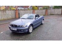 2005 54 bmw 325 ci se convertible full service history low miles great summer car