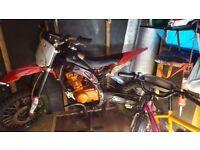 125cc honda pitbike non runner going cheap