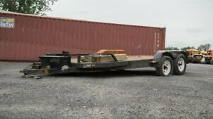 2018 TRAILER  FLAT BED  FLAT BED TRAILER