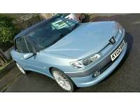 Peugeot 306 convertible 02 cabby