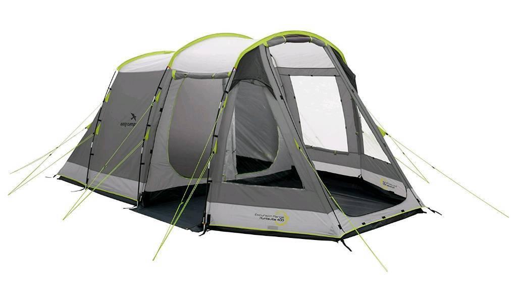 EasyCamp Huntsville 400 4 Man Tent