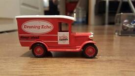 Evening echo van