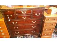 Gillows chest drawers