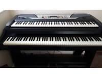 Digital pianos.