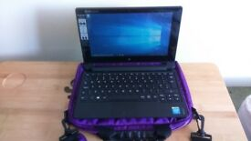 Lenovo Flex 10 Dual-Mode Notebook / Laptop / Tablet / IdeaPad & Carry Case