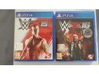 PS4 WWE Bundle