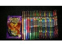 23 Beast Quest Books