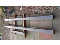 Mild Steel Square section.
