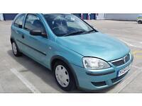 Vauxhall Corsa 1.0L 54 Reg