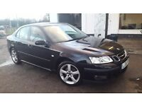 Saab black,new mot, fsh,recent cambelt,lovely car cheap tax and to run