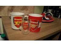 Arsenal stuff