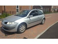 09 RENAULT MEGANE 1.9 DCI ..PAN ROOF AND FULL LEATHER..
