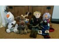 Frozen soft toys brand new