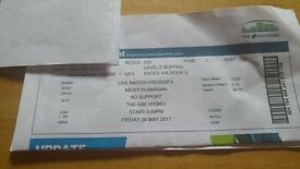 Mickey Flanagan Tickets for Friday