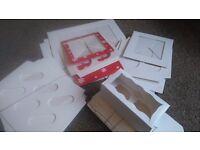 cupcake boxes- new