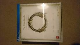 Elder Scrolls Online Tamriel Unlimited Imperial Edition - PS4