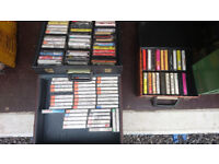 149 cassette tapes for sale