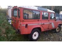 Landrover defender 90 or 110 wanted
