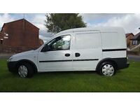 57 vauxhall combo 1.3cdti in excellent condition low mileage