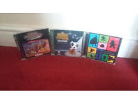 Video game CDs - Super Smash Bros and Animal Crossing