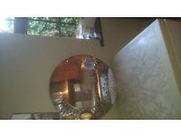 Round mirror 20 inches